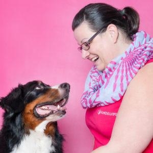 Hundegspür Michi Bauer und Penny ©ABLICHTEREI e.U. Claudia Spieß